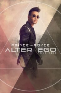 Prince Royce ALTER EGO Tour Coming to the Forum March 12