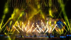 FORBES: Trans-Siberian Orchestra Lights Up Holidays With Music And $1 Million In Pyrotechnics