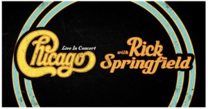 Chicago & Rick Springfield at the Forum June 13