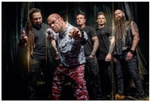 Five Finger Death Punch Coming to the Forum April 21