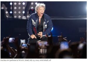 USA Today: Bon Jovi announces new album, 'Bon Jovi 2020,' and summer tour with Bryan Adams