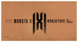 K-pop Sensation MONSTA X Coming to the Forum July 11