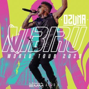 Ozuna NIBIRU WORLD TOUR Coming to the Forum May 1