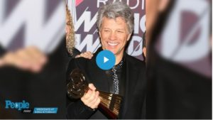 PEOPLE: Bon Jovi Announces Tour with Bryan Adams and New Album in 2020