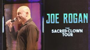 Joe Rogan Coming to the Forum November 1