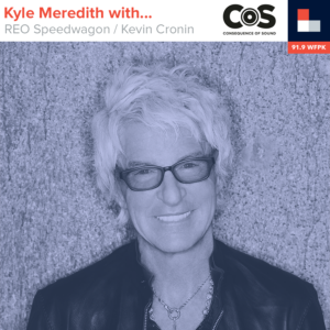 CONSEQUENCE OF SOUND: REO Speedwagon on Ozark, Camp Cronin, and a New Memoir