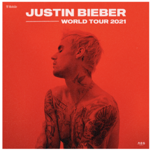 Justin Bieber Announces Rescheduled World Tour Dates & Adds New Shows in 2021