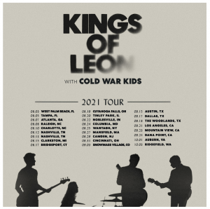Kings of Leon Announces the When You See Yourself Tour Coming to the Forum September 21