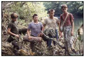 Stand By Me' Returns to Cinemas Nationwide May 23 & 26 for 35th Anniversary