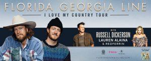 "Florida Georgia Line ""I Love My Country Tour 2021"" Coming to the Forum November 12"