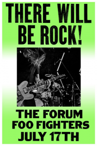 Foo Fighters Welcome Fans Back to the Forum July 17