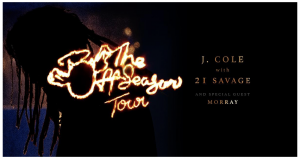J. Cole Announces 'The Off-Season Tour' Coming to the Forum October 21