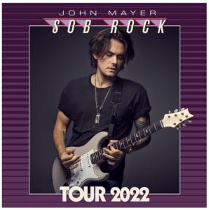 John Mayer 'Sob Rock' Tour Coming to the Forum March 13 & 15