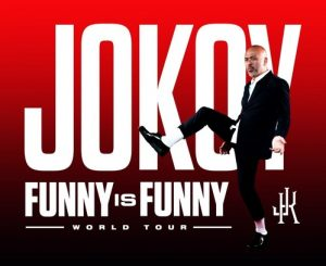 Jo Koy 'Funny Is Funny World Tour' Coming to the Forum March 25 & 26