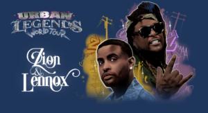 "Zion & Lennox ""Urban Legends World Tour"" Coming to the Forum November 5"